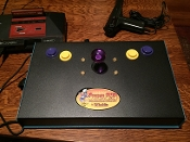Super 78 Arcade Controller for Atari 7800 and 2600.